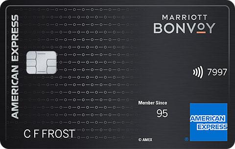 Marriott Bonvoy Brilliant American Express Card — Full Review [2021]