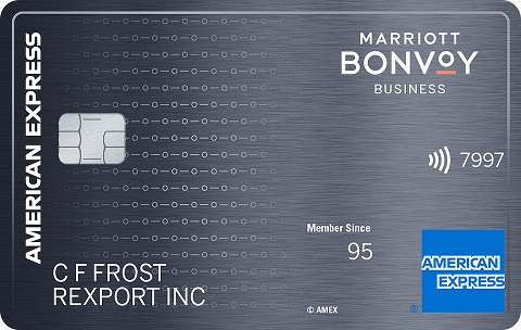 Marriott Bonvoy Business American Express Card — Full Review [2021]