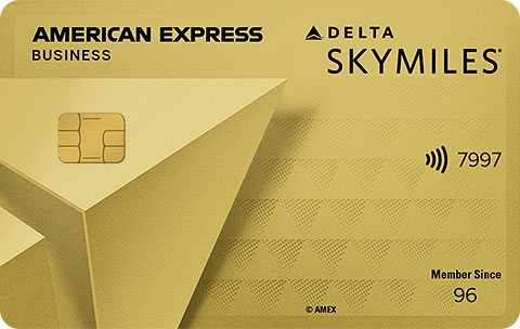 Delta SkyMiles Gold Business American Express Card — Full Review [2021]