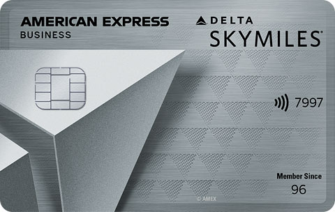 Delta SkyMiles Platinum Business American Express Card — Full Review [2021]