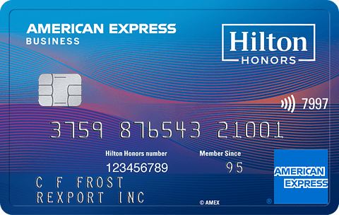 The Hilton Honors American Express Business Card Review [2021]