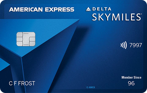 Delta SkyMiles® Blue American Express Card – Review [2021]